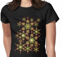 CONNECTED LIGHTS Womens Fitted T-Shirt
