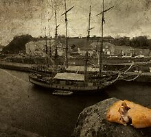 Charlestown Pasty  by Rob Hawkins