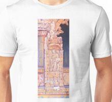 Mosteiro dos Jerónimos. Cloister detail. Jeronimos Monastery. Unisex T-Shirt