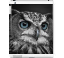 Blue Eyes iPad Case/Skin