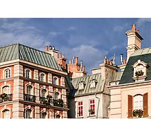 Roofs in Paris Photographic Print