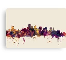 Boston Massachusetts Skyline Canvas Print