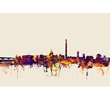 Washington DC Skyline Photographic Print
