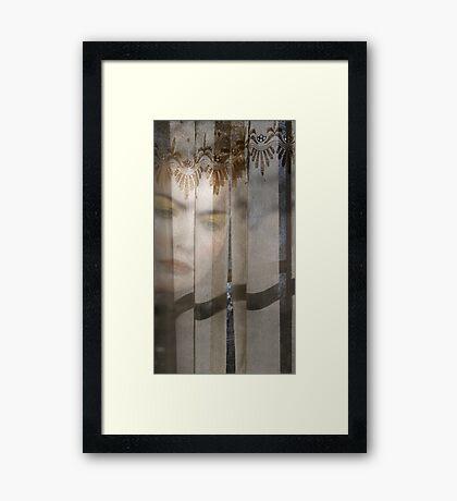 Make Believe Framed Print