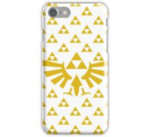 For the kingdom of Hyrule! iPhone Case/Skin