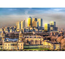 Greenwich Naval College Photographic Print