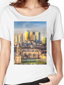 Greenwich Naval College Women's Relaxed Fit T-Shirt