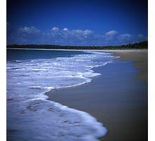 Plastic Beach Photographic Print