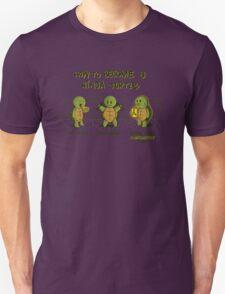 Become a Ninja Turtle Unisex T-Shirt