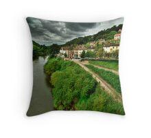 Ironbridge Throw Pillow