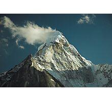 Ama Dablam (6812 metres), Nepal Photographic Print
