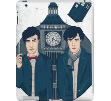 Doctor Who & Sherlock iPad Case/Skin