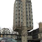 58 - WREXHAM POLICE STATION - 03 (D.E. 2007) by BLYTHPHOTO