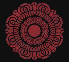 Red Lotus Logo  by JordanMay