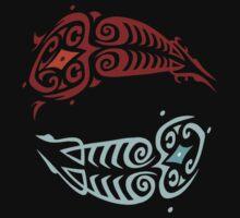 Raava and Vaatu by JordanMay
