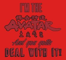 I'm the Avatar! Kids Clothes