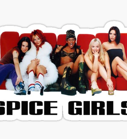 SPICE UP YOUR COUCH Sticker