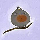bird by Anastasiia Kucherenko