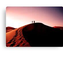 Sahara Nights Canvas Print