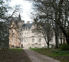 Brodie Castle Through The Trees by jacqi