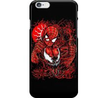 Spiderman vs Carnage iPhone Case/Skin