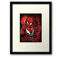 Spiderboyz Framed Print