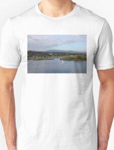 Tiny Norwegian Harbor Unisex T-Shirt