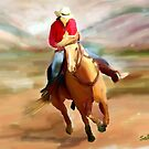 Riding High by saleire
