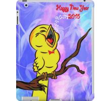 Happy New Year, for groups and all members of the RB !!!!!!! iPad Case/Skin