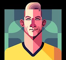 Marco Reus Vector Art by dawidtur