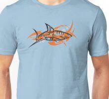 Tribal Tattoo Tiger Shark Unisex T-Shirt