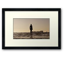 Perspective View Framed Print