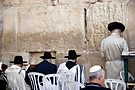 The Western Wall by Moshe Cohen