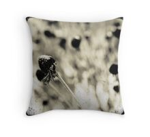 Snowcapped Throw Pillow