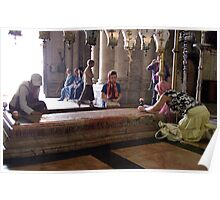 Church of the Holy Sepulchre Jerusalem Poster