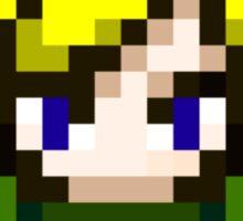 Zelda - Pixel Sticker
