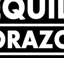 Salsa Tequila Corazon.. Sticker