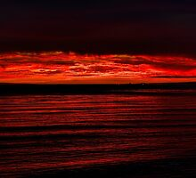 Red by Mike Herdering