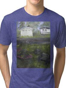 My Backyard - En plein air  Tri-blend T-Shirt