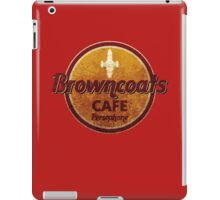 BROWNCOATS CAFE iPad Case/Skin