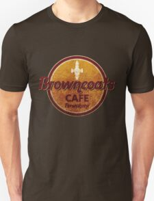 BROWNCOATS CAFE Unisex T-Shirt