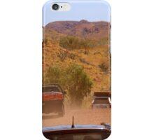 Pilbara 4WD Convoy iPhone Case/Skin