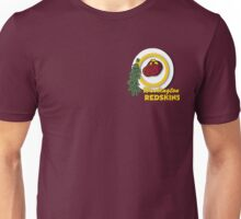 Pocket Version Tee Potato Redskins Unisex T-Shirt