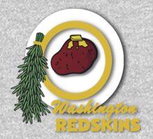 Potato Redskins One Piece - Short Sleeve