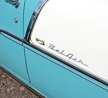 Classic Bel Air Detail by Malcolm Snook