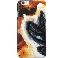 Abstract Landscape Art - New Growth - By Sharon Cummings iPhone Case/Skin