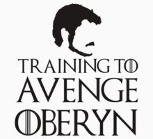 Training to avenge Oberyn by lodethi