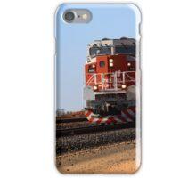 bhp Billiton Iron Ore, WA iPhone Case/Skin