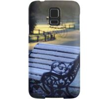 Morning Frost Samsung Galaxy Case/Skin