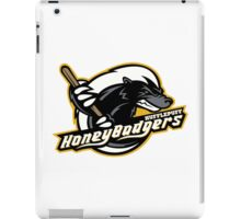 Hufflepuff Honeybadgers iPad Case/Skin